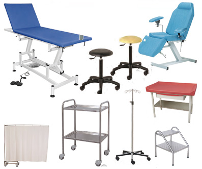 Mobilier médicale