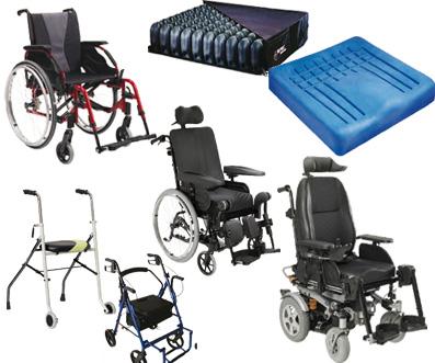 matériel pour la mobilité